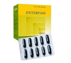 Thuốc enterpass là thuốc gì? có tác dụng gì? giá bao nhiêu tiền?