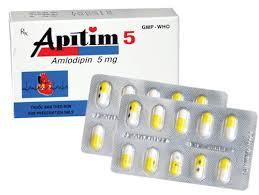 Thuốc apitim 5 là thuốc gì? có tác dụng gì? giá bao nhiêu tiền?