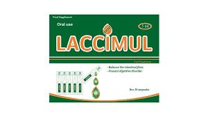 Thuốc laccimul là thuốc gì? có tác dụng gì? giá bao nhiêu tiền?