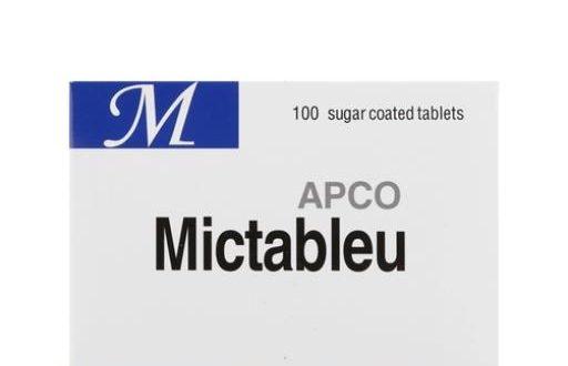 Thuốc mictableu là thuốc gì? có tác dụng gì? giá bao nhiêu tiền?