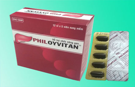 Thuốc philoyvitan là thuốc gì? có tác dụng gì? giá bao nhiêu tiền?
