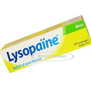 Viên ngậm lysobapen là thuốc gì? có tác dụng gì? giá bao nhiêu tiền?