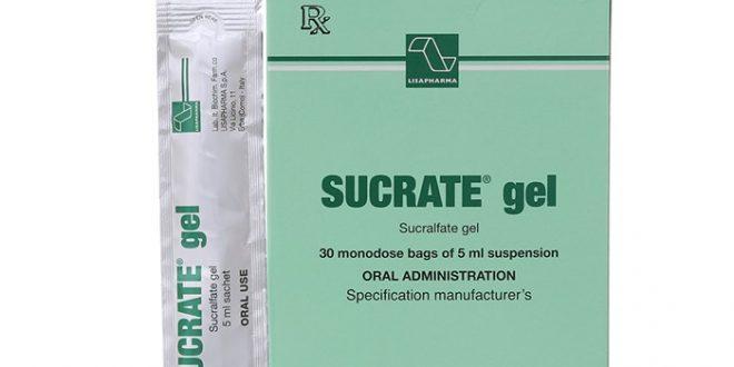 Thuốc sucrate gel là thuốc gì? có tác dụng gì? giá bao nhiêu tiền?