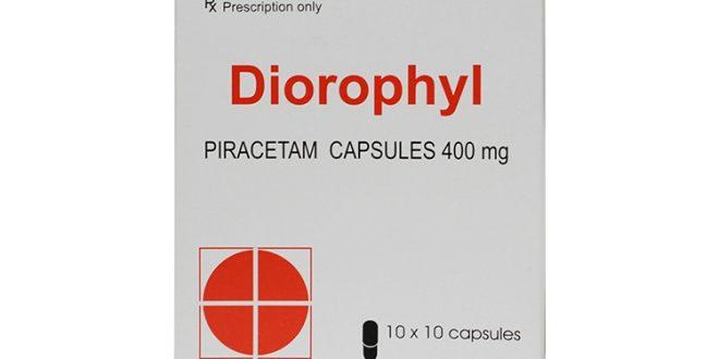 Thuốc diorophyl 400mg là thuốc gì? có tác dụng gì? giá bao nhiêu tiền?