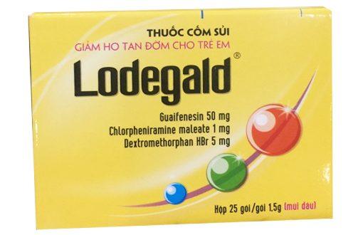 Thuốc lodegald là thuốc gì? có tác dụng gì? giá bao nhiêu tiền?