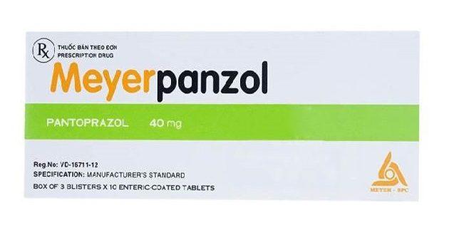 Thuốc meyerpanzol 40mg là thuốc gì? có tác dụng gì? giá bao nhiêu tiền?