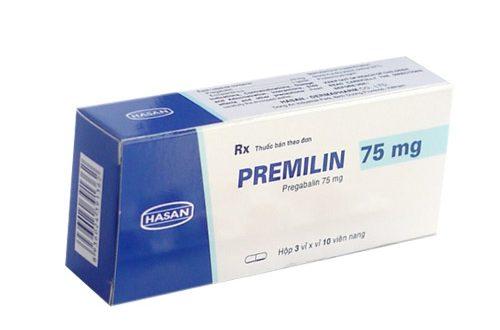Thuốc premilin 75mg là thuốc gì? có tác dụng gì? giá bao nhiêu tiền?