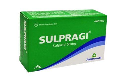 Thuốc sulpragi 50mg là thuốc gì? có tác dụng gì? giá bao nhiêu tiền?