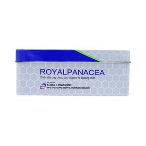 Thuốc royalpanacea là thuốc gì? có tác dụng gì? giá bao nhiêu tiền?