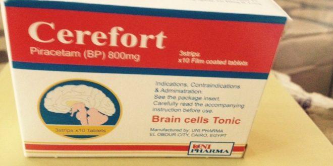 Thuốc cerefort 800mg là thuốc gì? có tác dụng gì? giá bao nhiêu tiền?