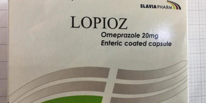 Thuốc lopioz 20mg là thuốc gì? có tác dụng gì? giá bao nhiêu tiền?