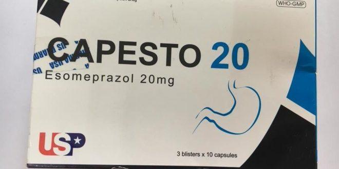 Thuốc capesto 20mg là thuốc gì? có tác dụng gì? giá bao nhiêu tiền?