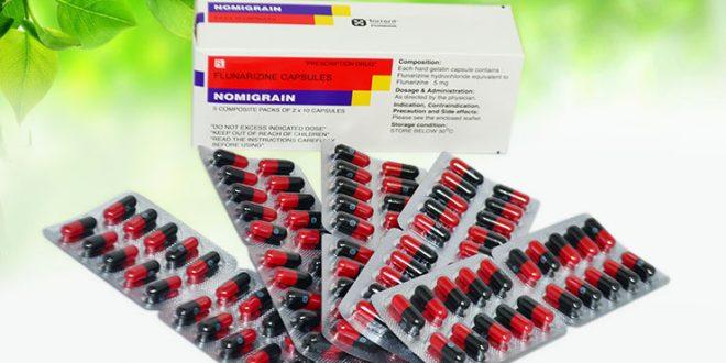 Thuốc nomigrain 5mg là thuốc gì? có tác dụng gì? giá bao nhiêu tiền?