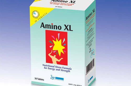 Thuốc amino xl là thuốc gì? có tác dụng gì? giá bao nhiêu tiền?