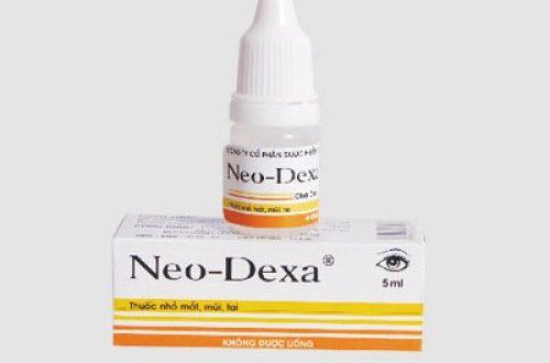 Thuốc neo dexa 5ml là thuốc gì? có tác dụng gì? giá bao nhiêu tiền?