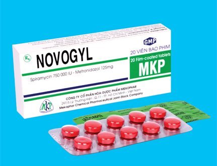 Thuốc novogyl là thuốc gì? có tác dụng gì? giá bao nhiêu tiền?