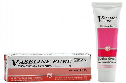 Vaseline pure 10g có tác dụng gì? giá bao nhiêu tiền?