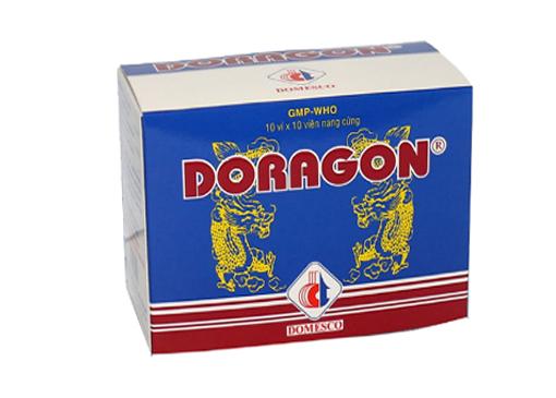 Thuốc doragon là thuốc gì? có tác dụng gì? giá bao nhiêu tiền?