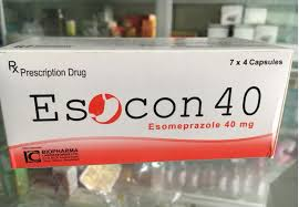 Thuốc esocon 40mg là thuốc gì? có tác dụng gì? giá bao nhiêu tiền?