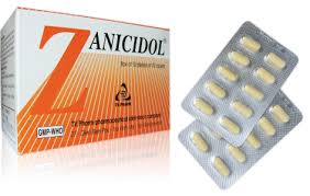 Thuốc zanicidol là thuốc gì? có tác dụng gì? giá bao nhiêu tiền?