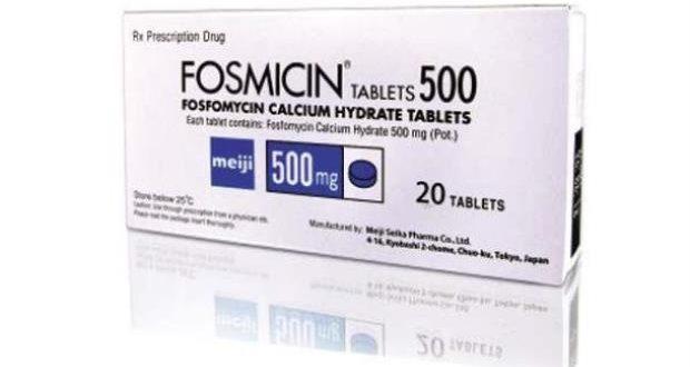 Thuốc fosmicin 500mg là thuốc gì? có tác dụng gì? giá bao nhiêu tiền?