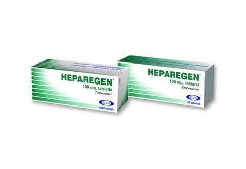 Thuốc heparegen là thuốc gì? có tác dụng gì? giá bao nhiêu tiền?