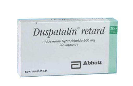 Thuốc Duspatalin Retard 200mg là thuốc gì? có tác dụng gì? giá bao nhiêu tiền?
