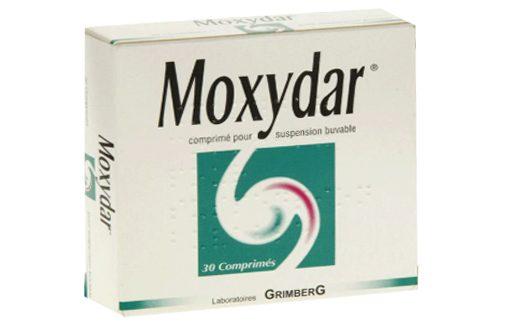 Thuốc moxydar là thuốc gì? có tác dụng gì? giá bao nhiêu tiền?