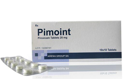 Thuốc pimoint 20mg là thuốc gì? có tác dụng gì? giá bao nhiêu tiền?