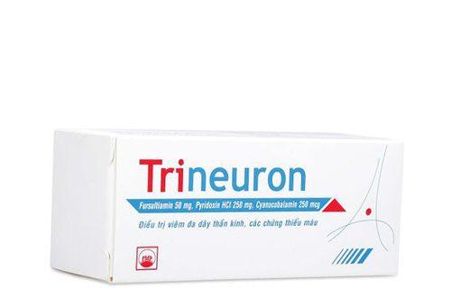 Thuốc trineuron là thuốc gì? có tác dụng gì? giá bao nhiêu tiền?