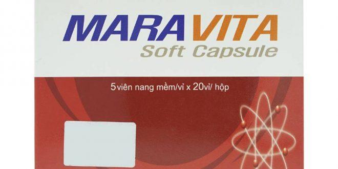 Thuốc maravita là thuốc gì? có tác dụng gì? giá bao nhiêu tiền?