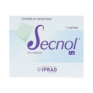 Thuốc secnol 2g là thuốc gì? có tác dụng gì? giá bao nhiêu tiền?