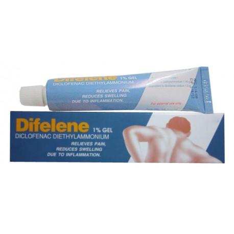 Thuốc difelene gel 1% là thuốc gì? có tác dụng gì? giá bao nhiêu tiền?