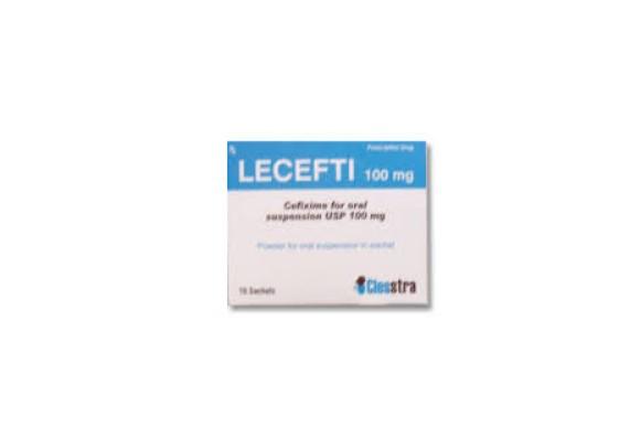Thuốc lecefti 100mg là thuốc gì? có tác dụng gì? giá bao nhiêu tiền?