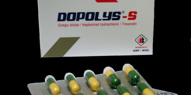 Thuốc dopolys-s là thuốc gì? có tác dụng gì? giá bao nhiêu tiền?