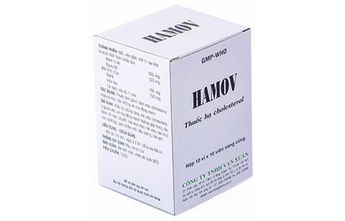 Thuốc hamov vạn xuân là thuốc gì? có tác dụng gì? giá bao nhiêu tiền?