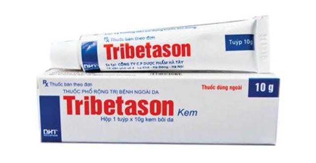 Thuốc tribetason cream 10g là thuốc gì? có tác dụng gì? giá bao nhiêu tiền?