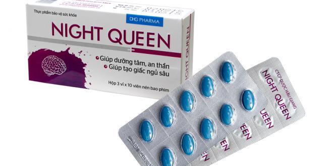 Thuốc night queen là thuốc gì? có tác dụng gì? giá bao nhiêu tiền?