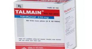 Thuốc talmain 370mg là thuốc gì? có tác dụng gì? giá bao nhiêu tiền?