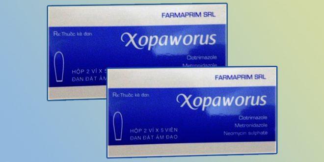 Thuốc xopaworus là thuốc gì? có tác dụng gì? giá bao nhiêu tiền?