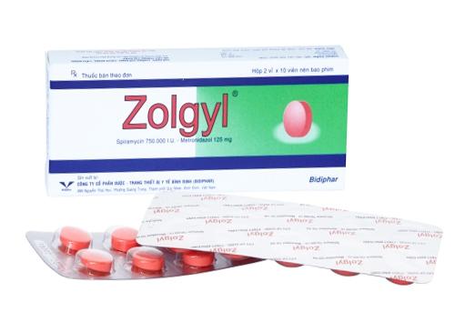 Thuốc zolgyl 125 là thuốc gì? có tác dụng gì? giá bao nhiêu tiền?