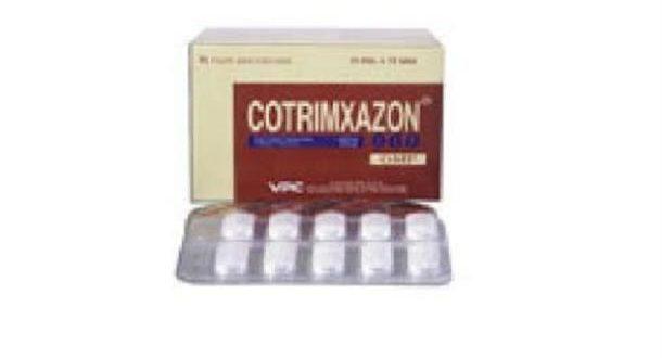 Thuốc cotrimxazon 480 là thuốc gì? có tác dụng gì? giá bao nhiêu tiền?
