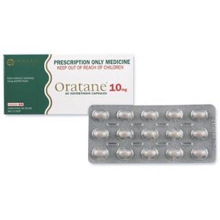 Thuốc oratane 10 là thuốc gì? có tác dụng gì? giá bao nhiêu tiền?