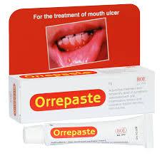 Thuốc orrepaste 5g là thuốc gì? có tác dụng gì? giá bao nhiêu tiền?