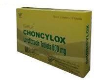 Thuốc choncylox 500 là thuốc gì? có tác dụng gì? giá bao nhiêu tiền?