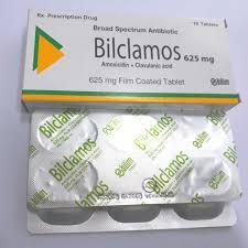 Thuốc bilclamos 625 là thuốc gì? có tác dụng gì? giá bao nhiêu tiền?