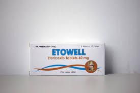 Thuốc etowell 60 là thuốc gì? có tác dụng gì? giá bao nhiêu tiền?