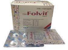 Thuốc eska folvit là thuốc gì? có tác dụng gì? giá bao nhiêu tiền?