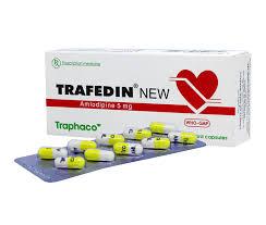 Thuốc trafedin new 5mg là thuốc gì? có tác dụng gì? giá bao nhiêu tiền?