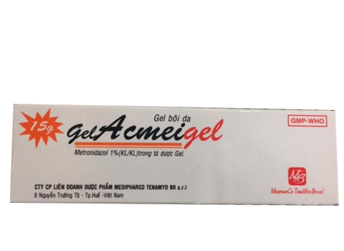 Thuốc gelacmeigel 15g là thuốc gì? có tác dụng gì? giá bao nhiêu tiền?